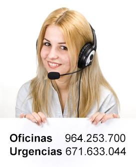 Empresa de control de plagas en Castellón: Llámanos
